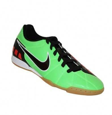 c1fbb1b68d3dd Chuteira Nike Total 90 Exacto III 3 IC - Verde. - EL IMPORTS